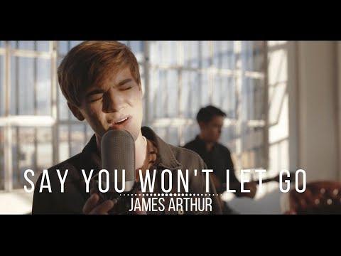 JAMES ARTHUR - Say You Won't Let Go (Cover by Jordan Doww)