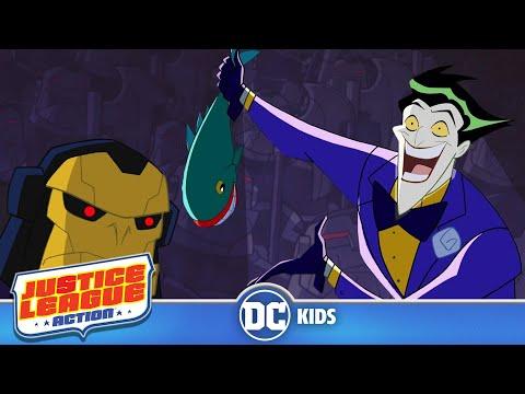 Justice League Action | Joke