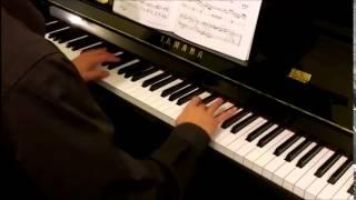 Trinity TCL Piano 2015-2017 Grade 6 A2 Dussek Andantino Grazioso Sonata in F Movt 2 by Alan