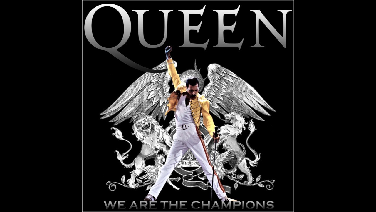 Queen  We Are The Champions (no Mandela Effect!!!)  Youtube