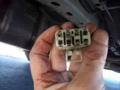 hqdefault how to fix & repair an electrical connection evap purge canister buick rendezvous wiring harness problems at gsmx.co