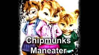 Chipmunks - Maneater Nelly Furtado