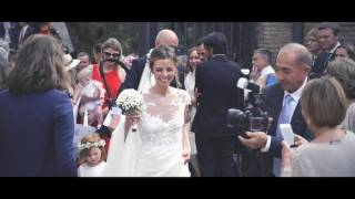 Edouard and Marie | Wedding in Rome | Wedding Italy since 1999