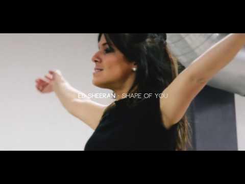 Studio Attitude - Julie Bentejac - Shape Of You (ft Thomas Duffaud)