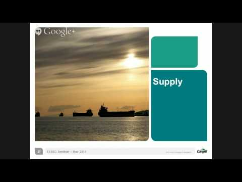 "Eric Aboussouan - Cargill -  ""Maritime Freight of Energy, Metals and Agriculturals"""