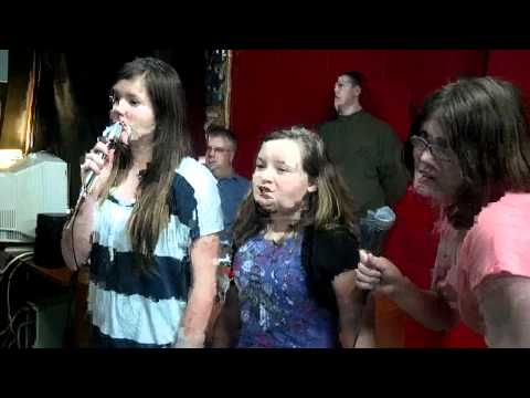 More karaoke from the dungeon