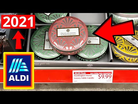 10 Things You SHOULD Be Buying at Aldi in 2021