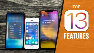 iOS 13 - The ACTUAL Best New Features \u0026 Changes!
