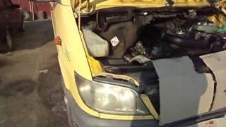 видео Отзыв Mercedes Sprinter 313 CDI 2014
