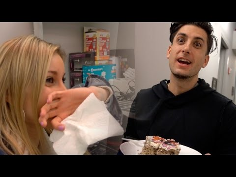 CAKE PRANK?