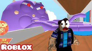 Fuggire da una nave da crociera a Roblox! (Roblox fuga dalla nave da crociera obby)