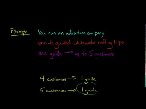 Step Variable Costs