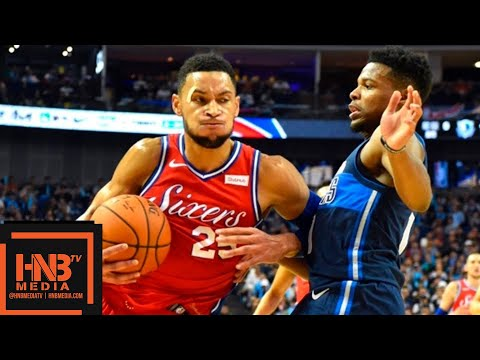 Dallas Mavericks vs Philadelphia Sixers Full Game Highlights | 05.10.2018, NBA Preseason