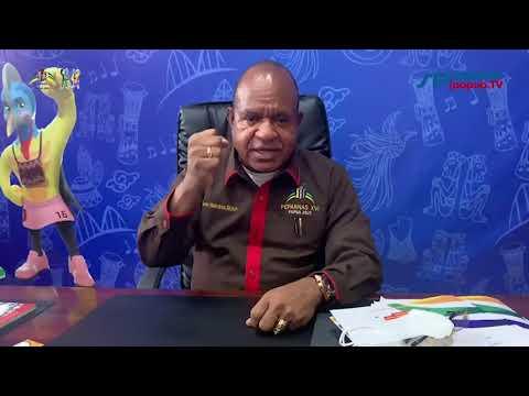 Sukseskan Peparnas XVI Papua 2021