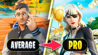 How To Go Fŗom Average To PRO REALLY FAST in Fortnite Battle Royale!