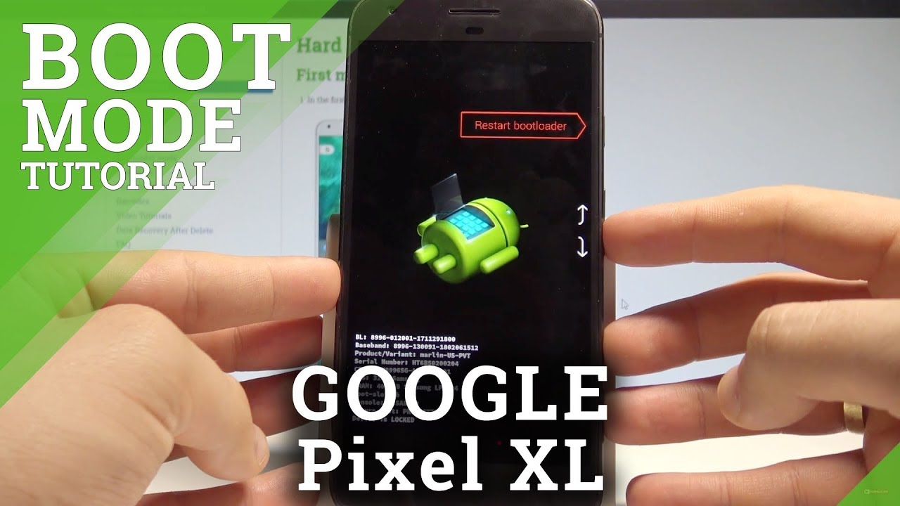 Fastboot Mode GOOGLE Pixel 3 XL - HardReset info