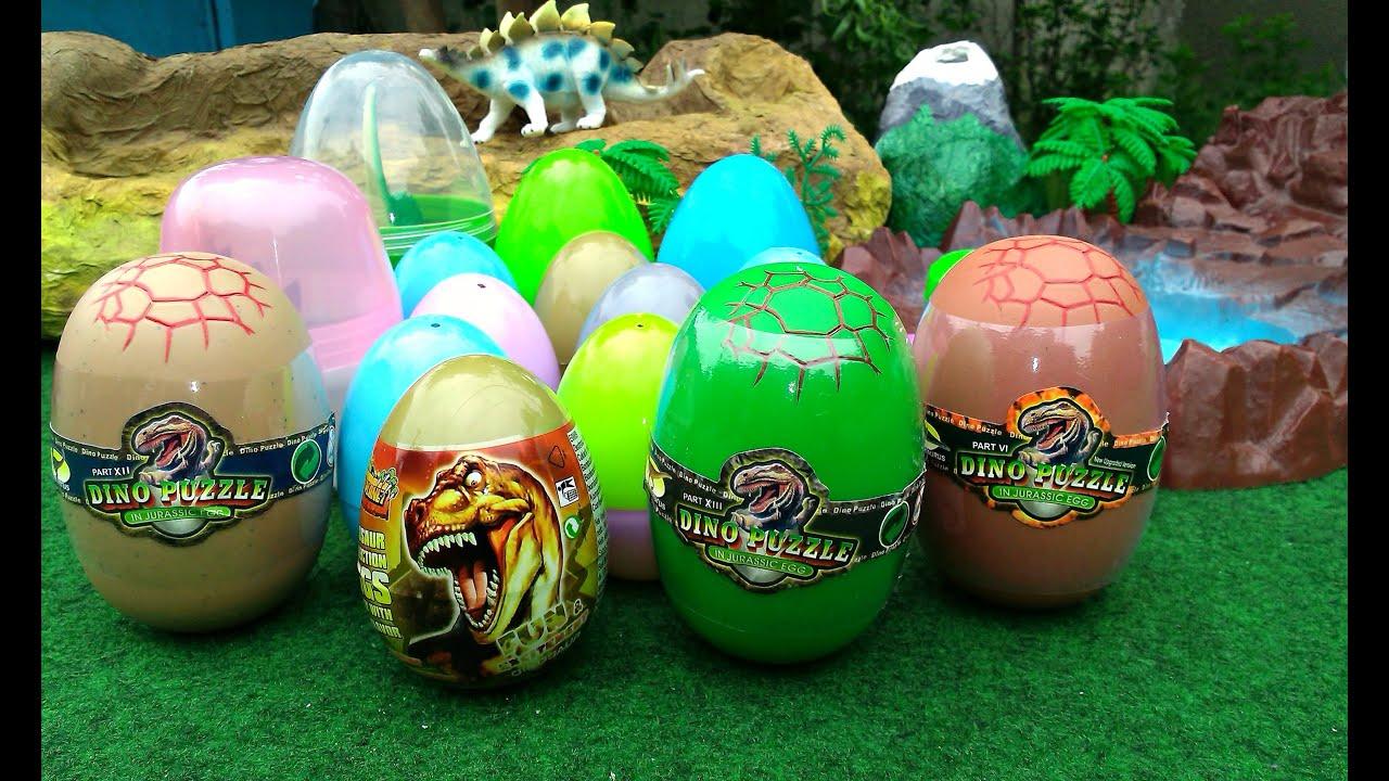Dinosaur Eggs Toys 17