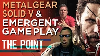 Metal Gear Solid V & The Power of Emergent Gameplay - The Point
