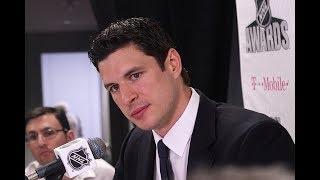 Crosby says Fleury will help Vegas Gold...