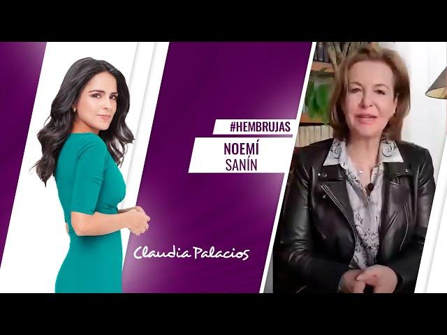 Entrevista de Noemí Sanín para HemBRujas