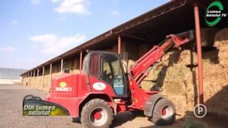 Manipularea cerealelor este mai eficientă  cu Farm Tech