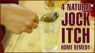 What Is JOCK ITCH & Home Treatment To GET RID OF JOCK ITCH