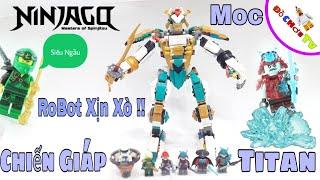 Lego Ninjago Chiến Giáp Titan Của Lloyd Season 11/ Đồ Chơi Tv