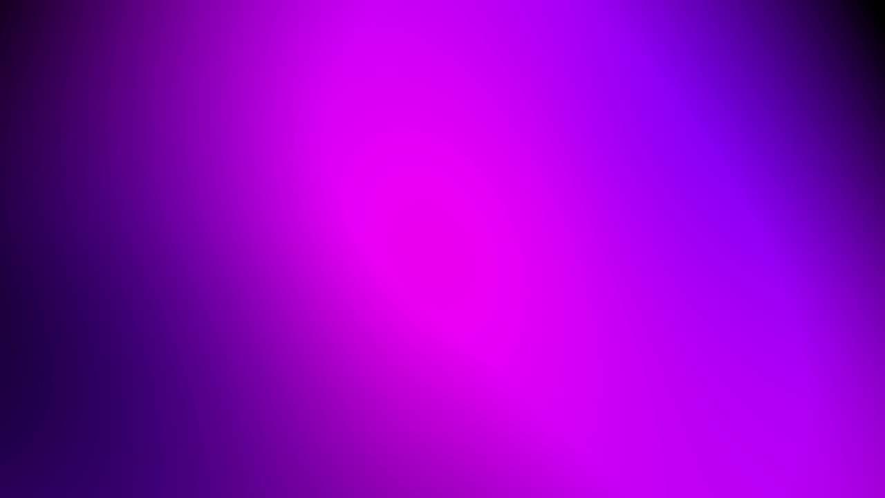 Purple Light Leak