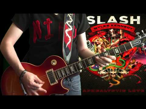 Slash & Myles Kennedy – Anastasia (full cover 2nd version more accurate)