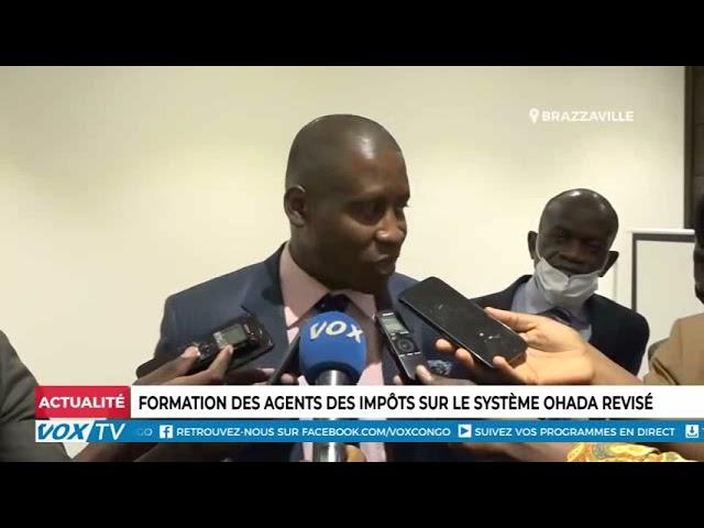ATELIER DE FORMATION DES AGENTS DES IMPOTS