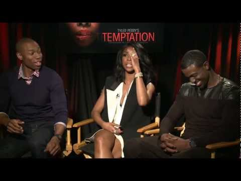 Brandy, Lance Gross & Robbie Jones Talk Temptation & Relationship Lessons