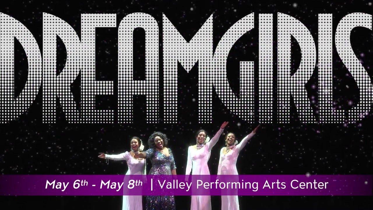 DREAMGIRLS at VPAC | MAY 6TH - 8TH (4 Shows)