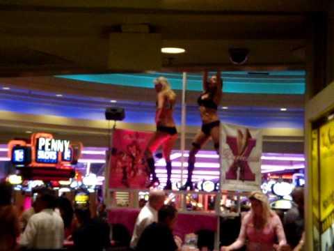 Partying In Las Vegas