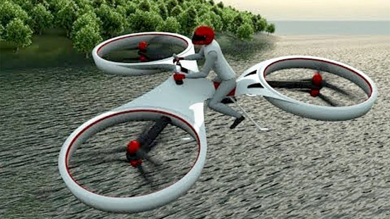 TOP 10 Ingenious Machines | That Makes you Fly !