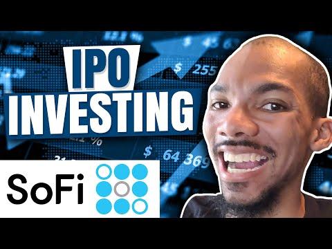 Sofi New IPO Feature| Sofi IPO Investing Tutorial (Desktop & Mobile)