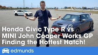 Honda Civic Type R vs MINI John Cooper Works GP: 0-60, Price, Specs, Interior & More