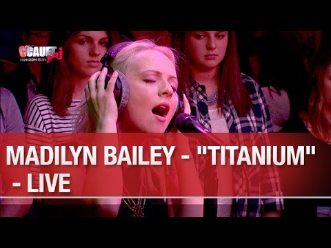 "Madilyn Paige Audition: ""Titanium"""