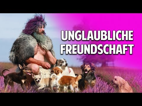 Robert Franz: Unglaubliche Freundschaften zwischen Mensch und Tier