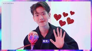(中字) 엑소 EXO - 伯賢 interview, so sweet like CANDY?c('ㅅ'?c)