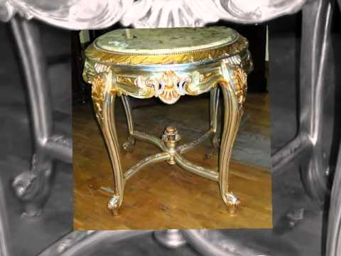 Furniture Manufacturer In Alexandria Egypt French Gilded Amp Carved Table Collection Youtube