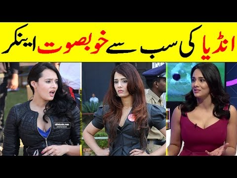 Mayanti Langer, Beautiful And Hottest Sports Anchor Of India, Mayanti Langer Biography In Urdu/Hindi