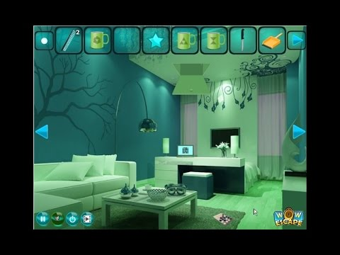 Wow 3d Room Escape Walkthrough Wowescape Youtube