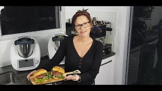 Thermomix TM6 Sous Vide Burger Patties