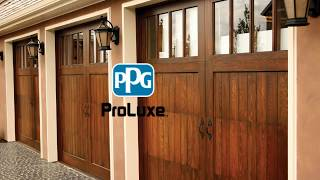 ProLuxe Wood Finish