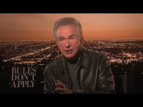 RULES DONT APPLY Interview: Warren Beatty