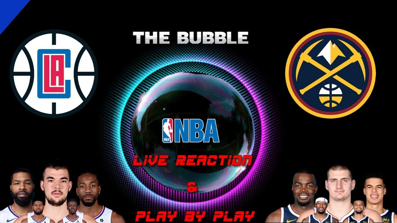 Los Angeles Clippers vs. Denver Nuggets Live Stream, NBA ...