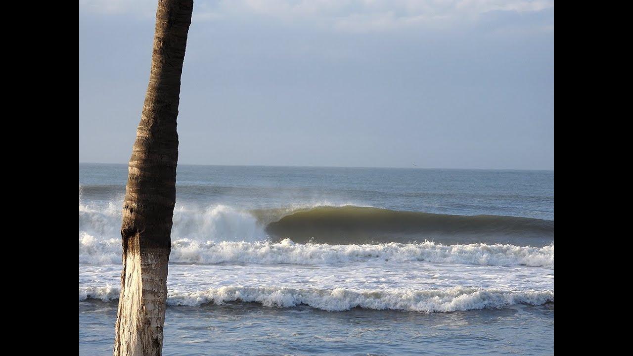 Temporada de altas ondas na Caueira