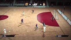 FIFA STREET 4 - FUTSAL BARCELONA VS REAL MADRID