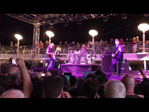 Mike Portnoys Birthday Bash  LTEs Paradigm Shift Cruise to the Edge 2017