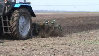 Disk harrow traktor MTZ ishlab chiqaruvchi ISM dan 892 bilan DAN-2.5 ''Promin'''